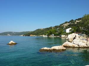 Zomervakantie kust Kroatie